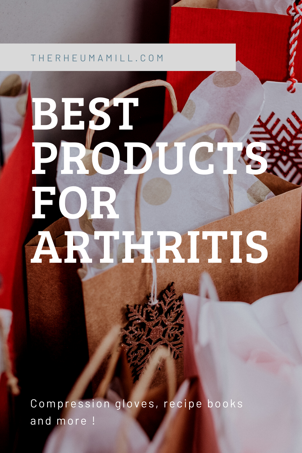Everyday living aids for Rheumatoid Arthritis