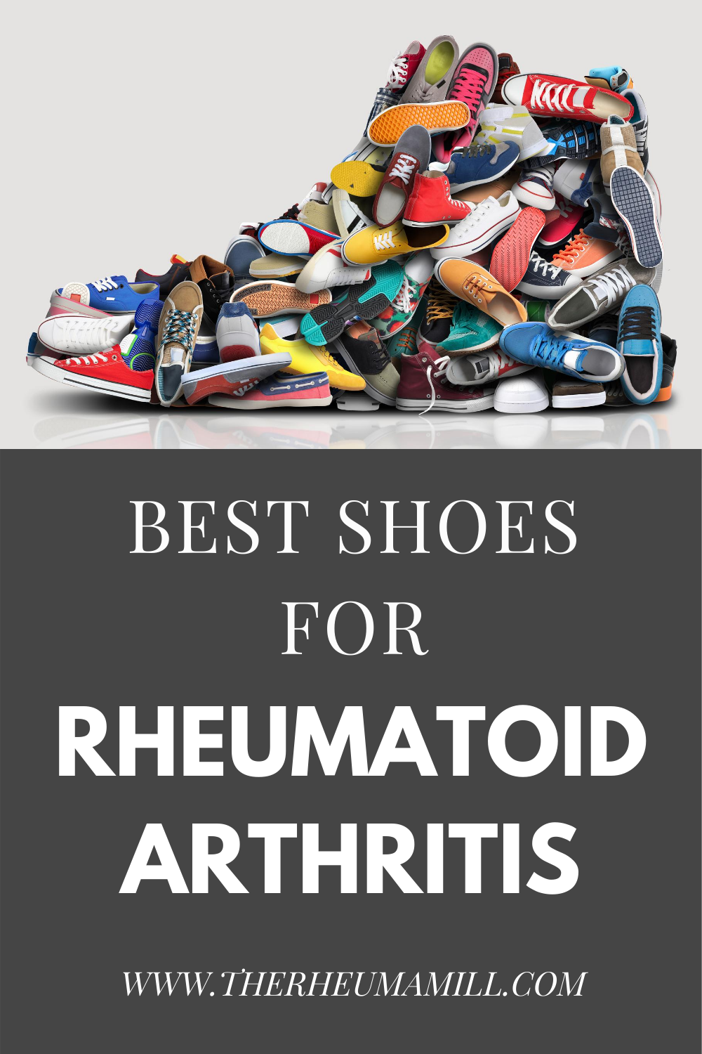 Shoes for Rheumatoid Arthritis